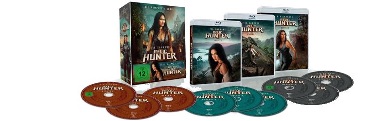 Relic Hunter Koch Films